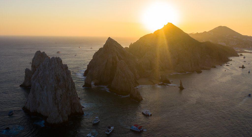 Arco hightide los cabos baja california mexico